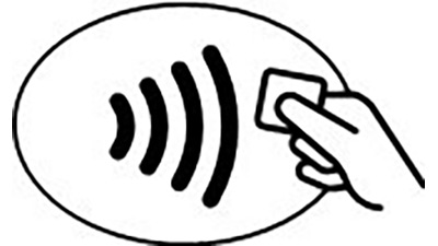 Contactless Icon